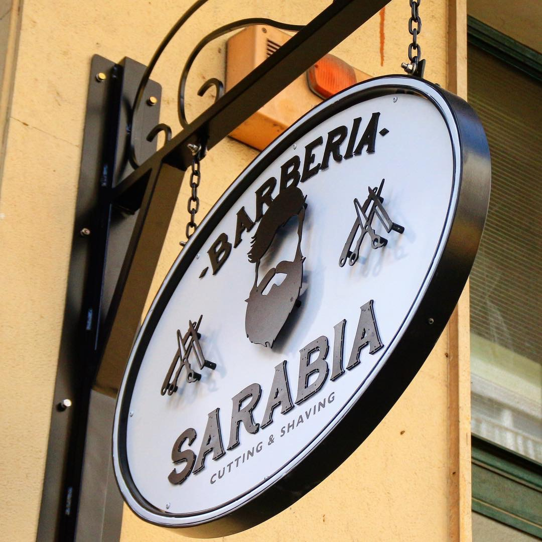 Barberia Sarabia in Elche, Costa Blanca